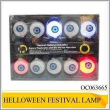 Hot-sale New Design Outdoor halloween festival decoration string lights OC063665