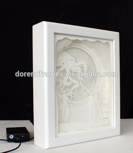 3d en bois profond verre ombre cadre de la bo te gros cadre id de produit 60367684251 french. Black Bedroom Furniture Sets. Home Design Ideas