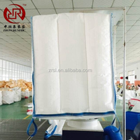 China supplier PP woven jumbo bag 1000kg/super sack/pp big bag 1ton /PP FIBC Bag (for sand,building material,chemical)
