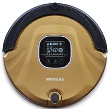 Seebest C565 New Design Laminate Floor Cleaning Machine Robotic Vacuum Cleaner with Custom Logo Various Designs
