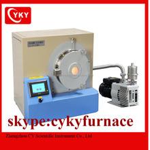 100 L Capacity vacumm Plasma Cleaner with Vacuum Pump with Quartz Chamber CY- EQ-PCE-8