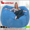 Foam Filled Bean Bag with micro suede cover fabric