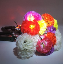 LED Carnation Red Rose Bulk Cheap Mother's Day Gifts