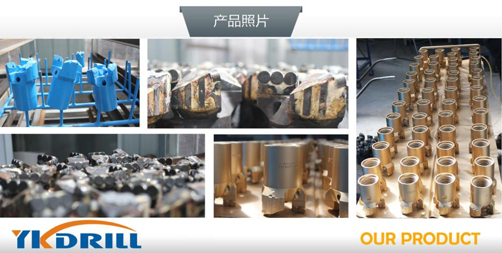 Different size and sharpe PDC cutter /PDC insert for PDC drill bit