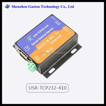 High quality Serial RS232 RS485 to ethernet TCP IP converter high-tec software wholesale