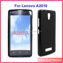 soft jelly gel tpu case for Lenovo A2010,back cover case for Lenovo A2010