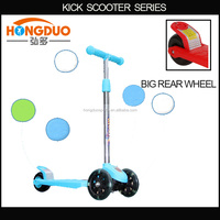 best big wheel kick scooter for kids