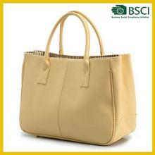 Fashion antique genuine leather handbag h