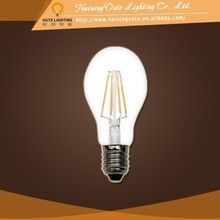 Chandelier lighting lamp with led A19 bulbs