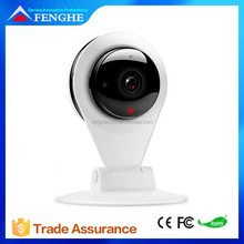 720P pt network camera wireless, two way audio and IR-Cut filter