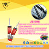 High grade acetoxy glass silicone sealant