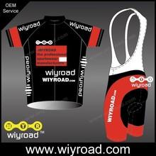 Custom service custom cycling bib knicks/cycling clothing complete setchina cycling sets