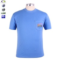Custom printed cotton mens t shirts manufacturers in china