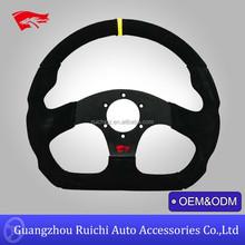 Factory Direct Suede Racing Steering Wheels