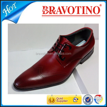 2015 new design factory price wholesale men's shoes in China