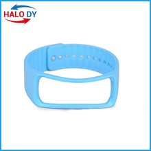 For samsung glaxy gear fit, top quality replacement band for samsung gear fit wristband with many colors