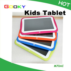 Android Tablet 7 Inch 4.4 Wifi PC For Kids Children Child li-ion battery for tablet pc
