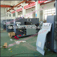 DBGS320 Type High Speed Rotary Etiqueter Cutting And Slitting Machine