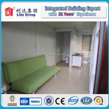 Weifang Henglida Prefab Flat Pack container labor camp/Prefabricated Modular Container homes/modular container cabin