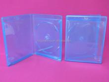 plastic 14mm blu ray dvd case single double