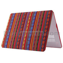 Colorful Aztec Strips Hard Plastic Protective for MacBook Pro Case Cover(11.6/13.3/15.4 Inch)