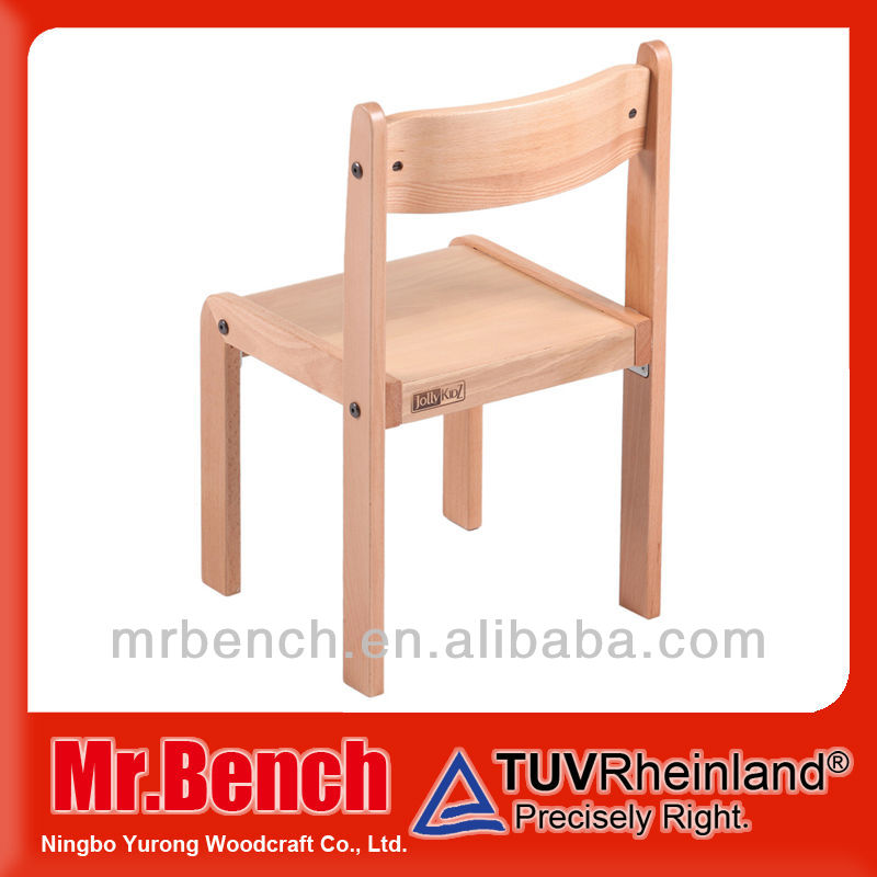 wood kids table chairs for 2015 new design