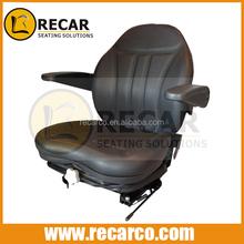 Tractror asiento R360 / venta al por mayor nuevo diseño Tractor asiento, asiento para la agricultura tractor, agrícola asiento Tractor asiento