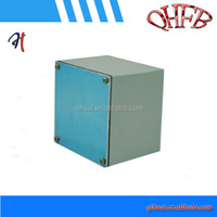 Aluminum Alloy Square Wall Switch Box