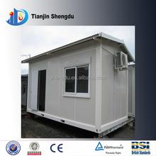 Turnkey prefab camp house