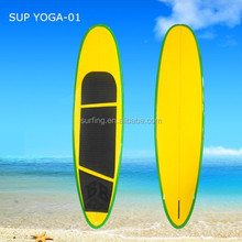 stand up paddle yoga board color painting finish