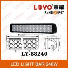 "Hot sale straight dual row led light bar 4.6"" 7.8"" 10.9"" 20.3"", 4x4 led light bar, 12v led light bar"