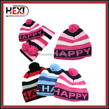 Fashion wholesale 100% acrylic jacquard knitted hat,gloves and scarf set