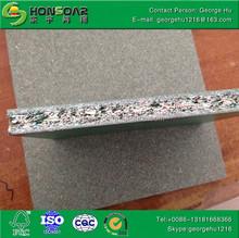 Green core moisture-resistant 18mm melamine particle board / particle board / raw particle board prices for furniture materials