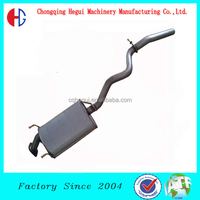 factory wholesale high performance stainless steel auto exhaust muffler