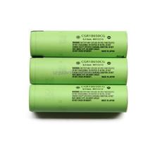 New Original CGR18650CG 2250Mah 3.6V Lithium Battery