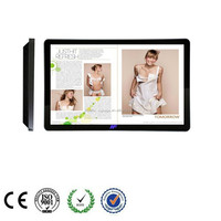 touch screen android tablet ad player china supplier