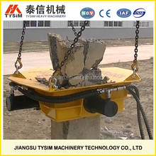 High performance-hydraulic square pile breaker cutter KP450S-Pile length 350~450mm