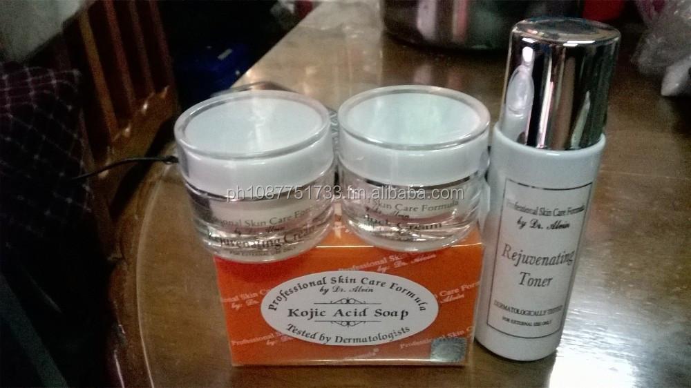 Professional Skin Care Formula Supplier