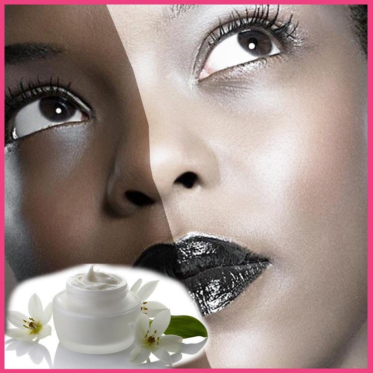 Natural best skin lightening cream for black skin whitening cream ...