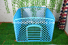 wholesale popular china plastic dog cage