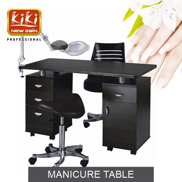Nail salon furniture manicure table salon beauty for Nail salon furniture suppliers