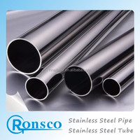 Supply 201 Welded Stainless Steel Pipes and Tubes