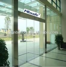 Mbsafe best price high quality automatic door operator, glass sliding door