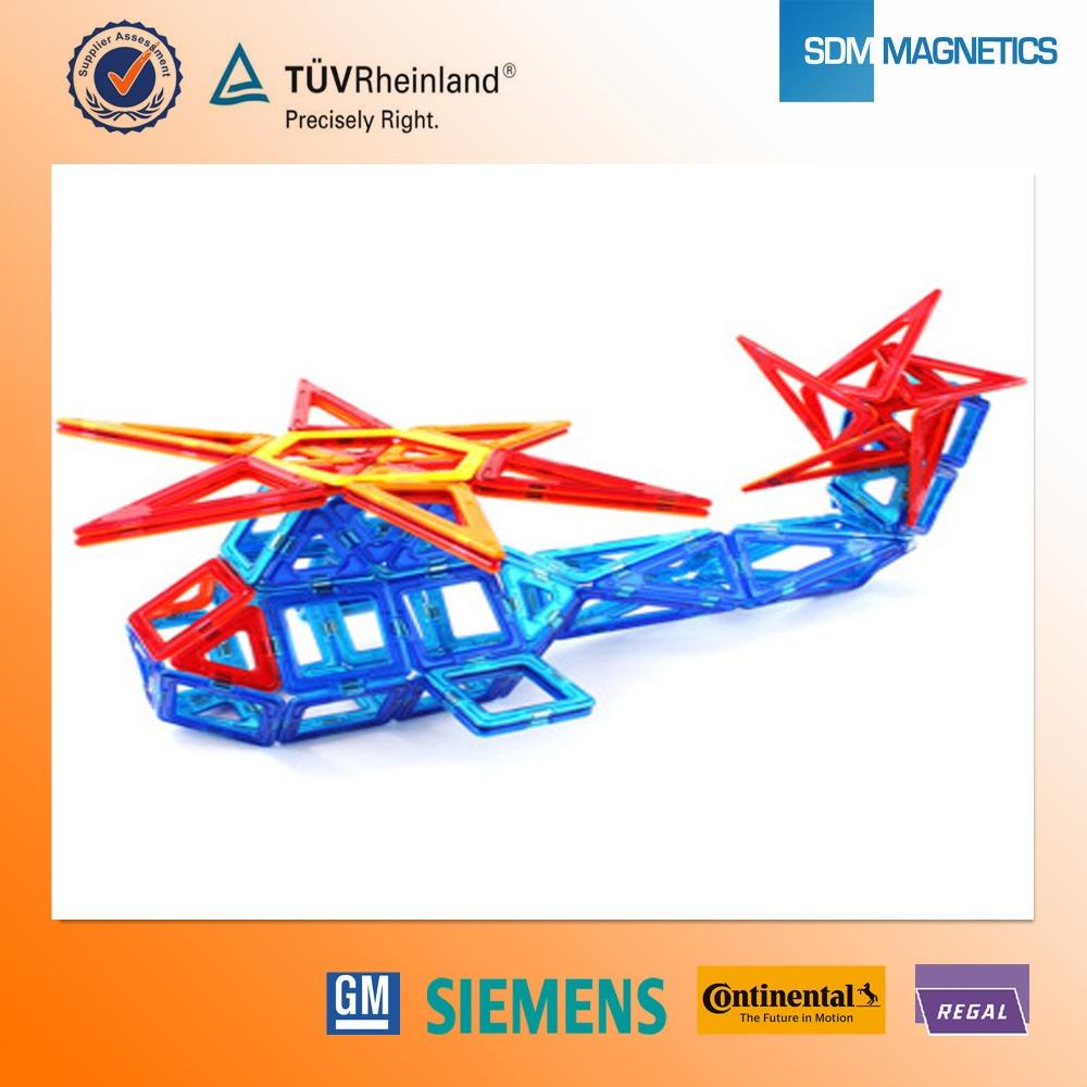 Sdm plastique ABS magformers jouets avec prix raisonnable