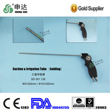 Export medical instruments holding Suction & Irrigation Tube