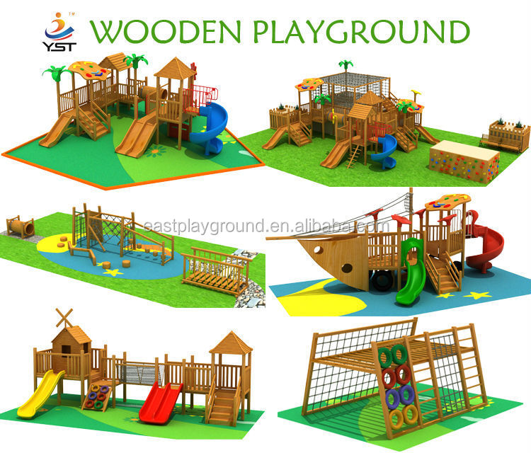 how to prepare garden for a playground
