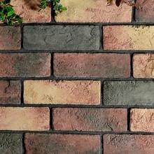 china supplier tv wall faux imitation panel brick
