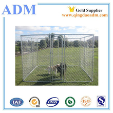 HDG Powder Coating Chainlink Weld Mesh Dog Kennel Cage Run Panel