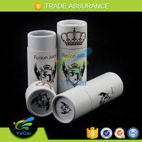 custom logo printed cardboard paper cigarette tubes