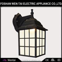 Discount promotion antique solar garden LED lamps